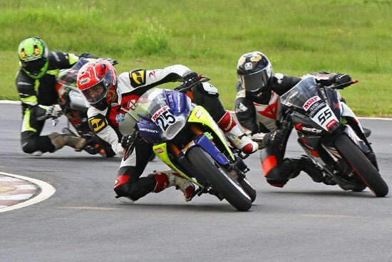 Get Into Race Academy – MotoGP In India