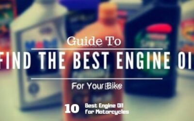 Best Engine Oil For Bikes 2021 Guide