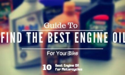Guide to the Best Engine Oil For Bikes