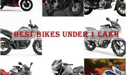 Best Bikes Under 1 Lakh Rupees In India 2021