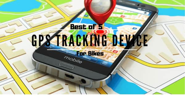 5 GPS Tracking Device for Bikes