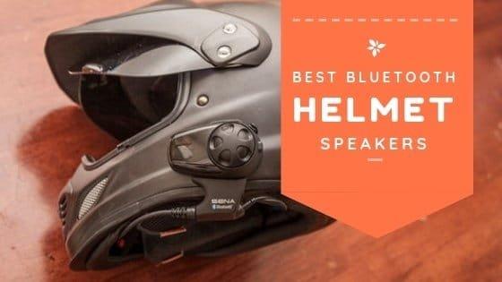 Blutooth helmet Speakers for Motorcycles