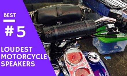 5 Best Loudest Motorcycle Speakers of 2020