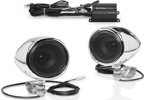 loudest motorcycle speakers