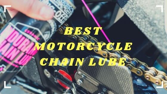 Best Motorcycle Chain Lube You Can Ever Buy