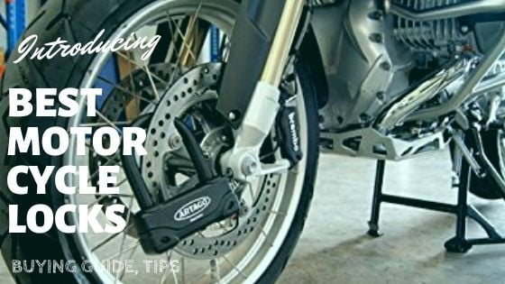 Best Motorcycle Lock for Ultimate Security 2021