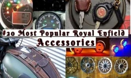 20 Popular Royal Enfield Accessories
