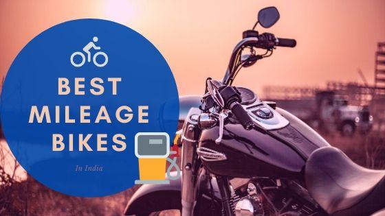 17 Best mileage bikes in India 2020