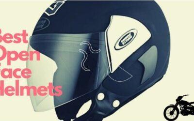 Best Open face Helmets in India 2021