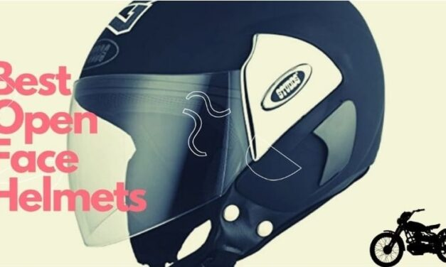 Best Open face Helmets in India