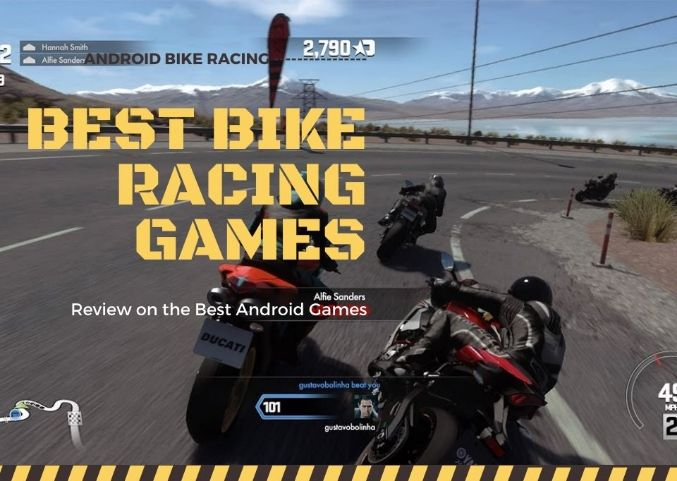 Best Bike Racing Games 2021 Android