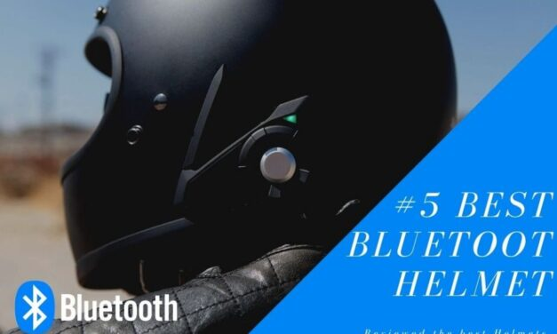 Best Bluetooth Helmets for Motorcycles 2021