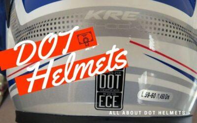 Dot Certified Helmets In India