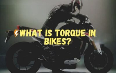 TORQUE IN BIKES and how it affects the Engine?