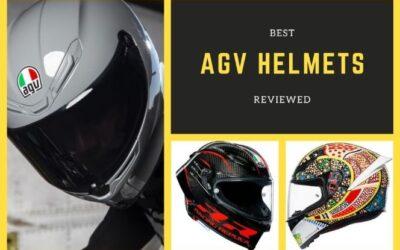 Best & Affordable AGV Helmets 2021