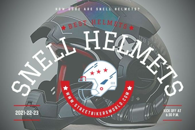 How Reliable are SNELL HELMETS? Best Picks