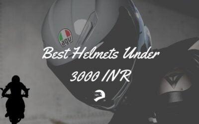Best Helmets Under 3000 Rupees 2021