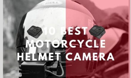 10 Best Motorcycle Helmet Camera with FHD Resolution 2021
