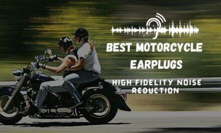 12 Best Motorcycle Earplugs to avoid Wind Noise 2021